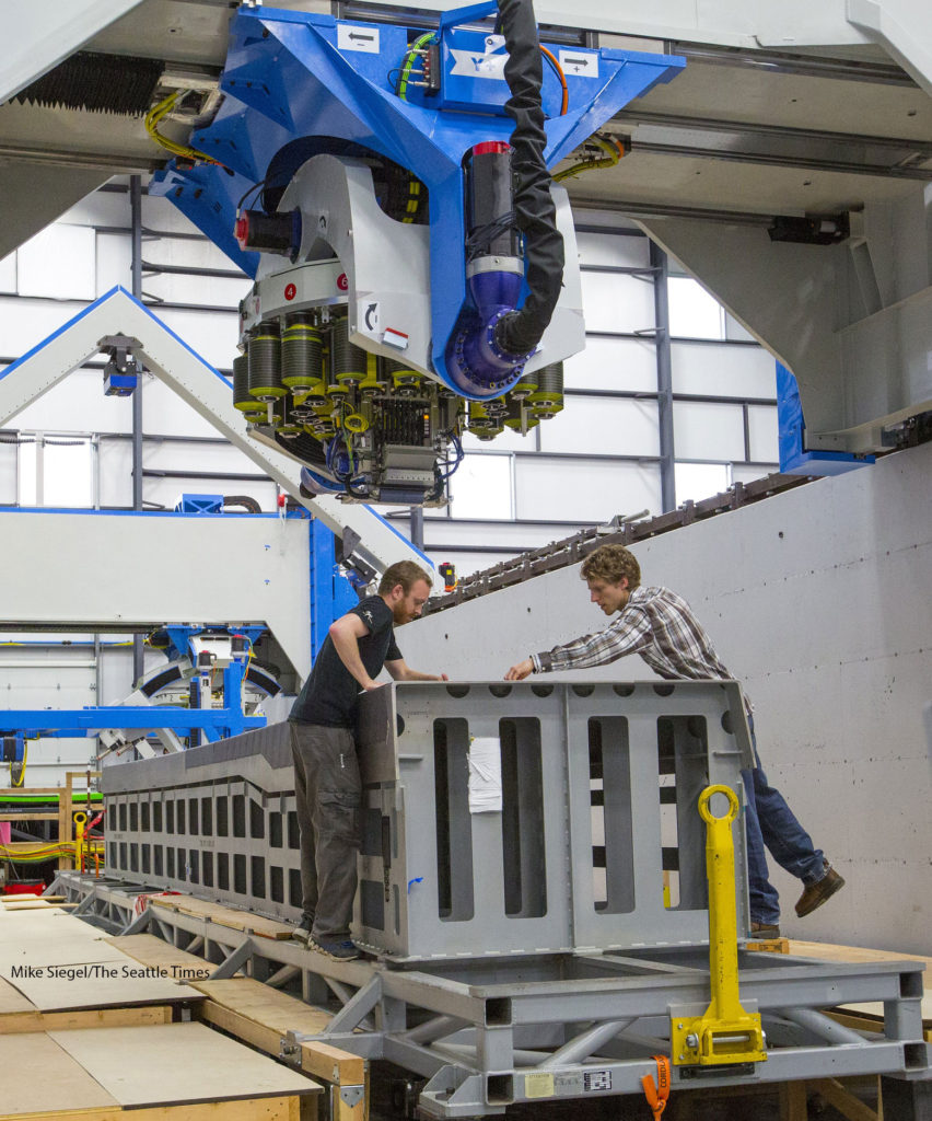 Boeing-SparCarbonFiberReplacementRobot