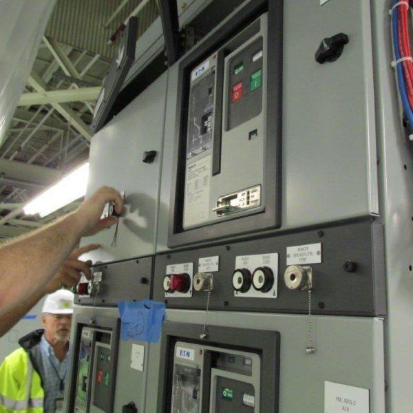 Dutton Electric Industrial work